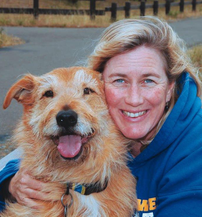 Esforzándose por mantener una actitud positiva (en el entrenamiento de perros)