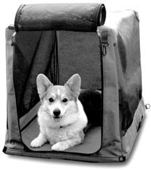 Las cajas portátiles para perros son herramientas de viaje invaluables