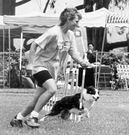 Competencia Atlética Canina y Psicología del Deporte
