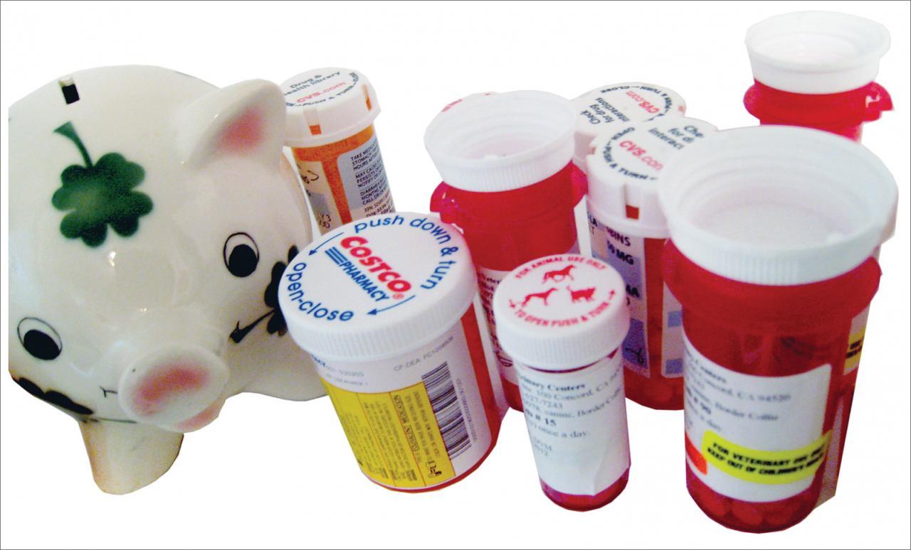Presupuesto de medicamentos