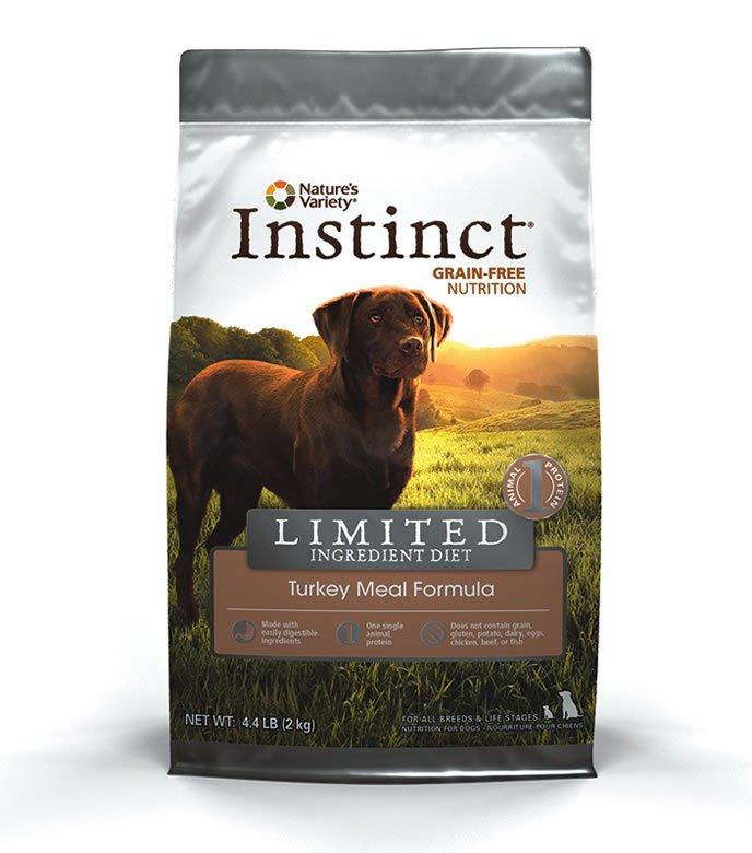 Alimentos comerciales para perros alérgicos