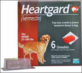 Las alegaciones de un antiguo informante de Merial sobre la ineficacia de Heartgard