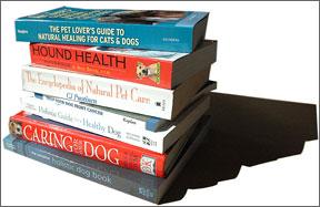 Guía de libros de salud canina de Whole Dog Journal